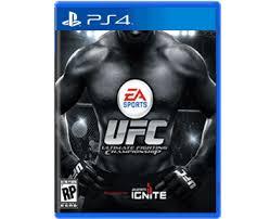 EA Sports UFC - Secundário (jogar em outra conta)