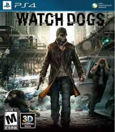 Watch Dogs (ps4) - Última unidade em oferta