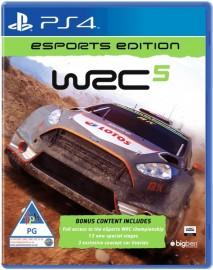 WRC 5 Edição eSports