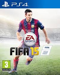 FIFA 15 brasileiro (ps4), para jogar em outra conta