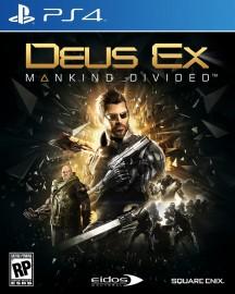 Deus Ex: Mankind Divided - Edição Digital