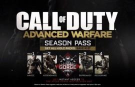 Todas as DLCs para COD: Advanced Warfare