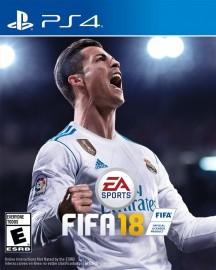 FIFA 18 (com jogo de graça, ps4)