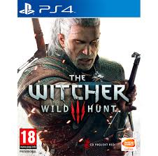 The Witcher 3: Wild Hunt (com 3 extras); ps4 secundário