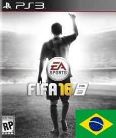 FIFA 16 Brasileiro (com 2 jogos de graça; ps3)