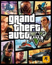 GTA V (com The Last of Us de graça)