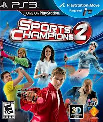 Just Dance 4 + Sports Champions 2