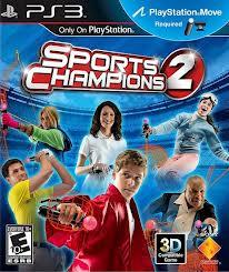 Sports Champions 2 com DLC Golf