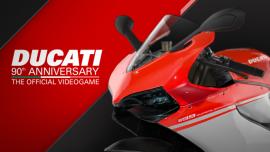 Ducati 90th Anniversary + jogo de graça