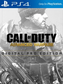 Call of Duty COD: Advanced Warfare - Edição Digital Pro, jogo + DLCs + extras (ps3 ou ps4)