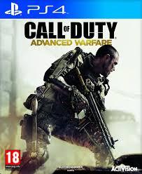 Call of Duty: Advanced Warfare (ps4) com extras