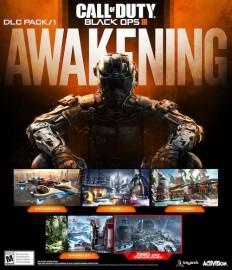 Call of Duty®: Black Ops III - Awakening DLC (com jogo de graça)