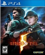 Resident Evil 5 (secundário)