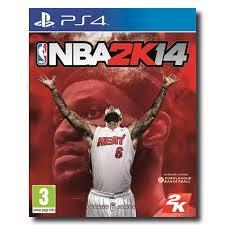 NBA 2k14 (ps4) para jogar em outra conta