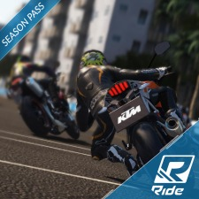 Todas as 4 DLCs para Ride (ps3)