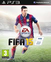 FIFA 15 (ps3) português de Portugal