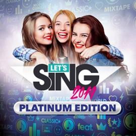 Let's Sing 2019 - Edição Platinum (brasileiro)