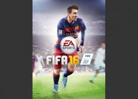 FIFA 16 R1 (ps3) com tema de graça!